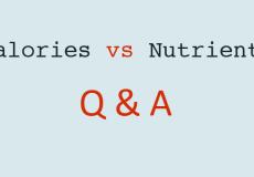Calorie Q & A